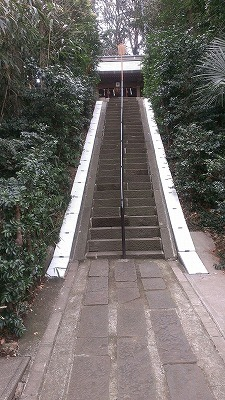 横浜 平戸白旗神社