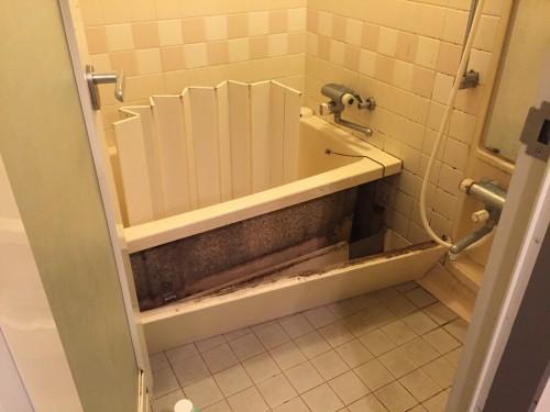 ハウスクリーニング(浴室) 群馬県前橋市