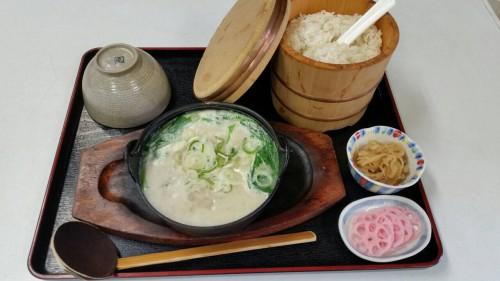 豆腐鍋定食