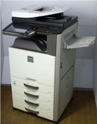 Sharp MX-3610FN (シャープ カラー複合機 4段カセット)