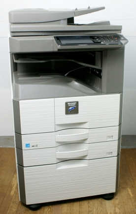 SHARP MX-M266FP (2段カセット)