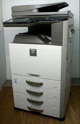 Sharp デジタルフルカラー 中古複合機 MX-2517FN