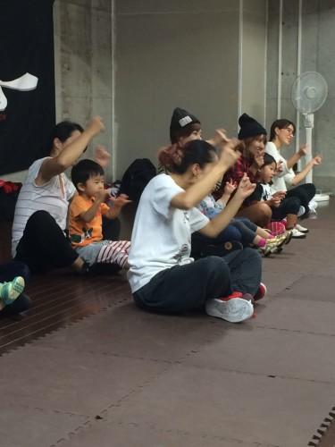 親子ダンス、HAPPY TIME