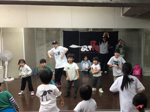 幼児ダンス
