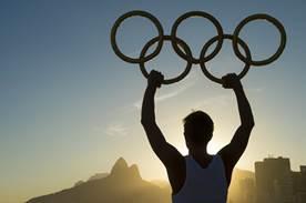 リオ・オリンピックをリビングで