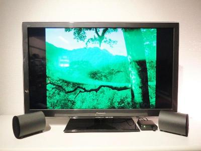 MTVS テレビ用スピーカー