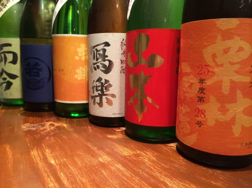 今週入荷・再入荷のお酒!(而今・鶴齢・寫楽・山本)