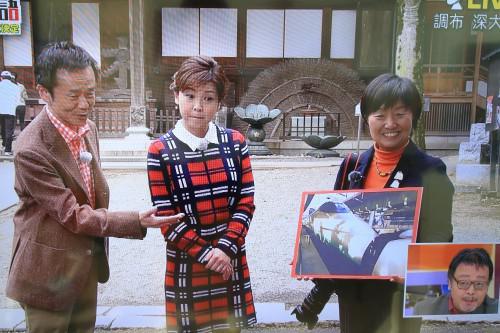 彩り季節風代表杉本恭子が、NHKBSに生放送出演しました!
