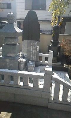 歴代住職墓地完成2