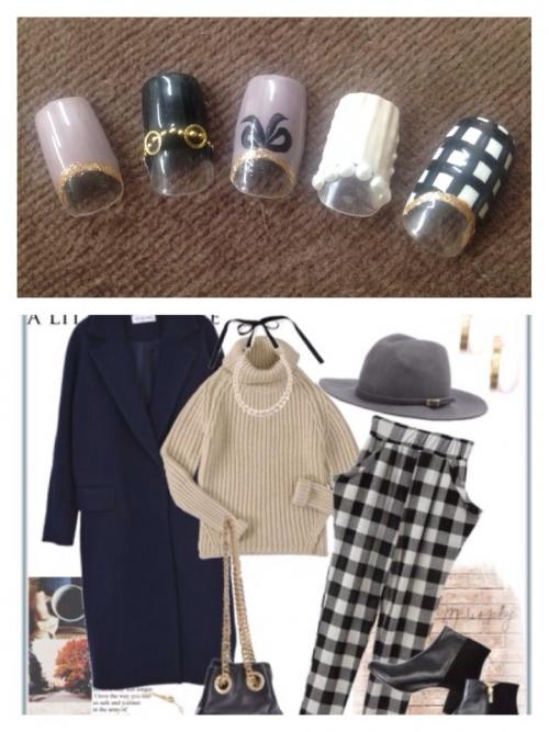 ブログ更新!ファッションに併せたネイルデザイン