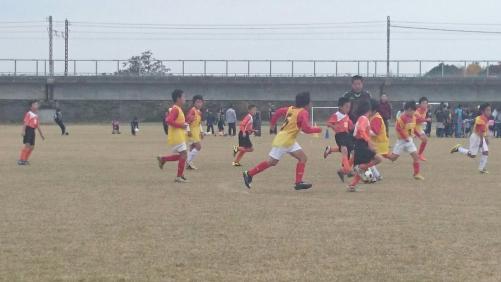 U-10オーシャンズカップリーグ戦