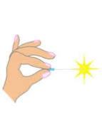 インナーマッスルへの刺激と表層筋への刺激