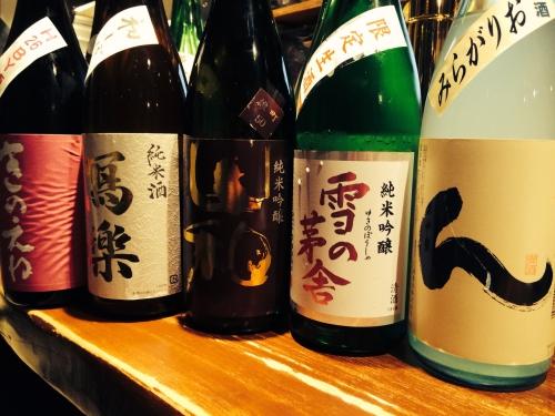 今週入荷・再入荷の日本酒です!(豊盃・雪の茅舎・寫楽)