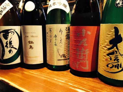続・今週入荷の日本酒ラインナップです!(大信州・鍋島)