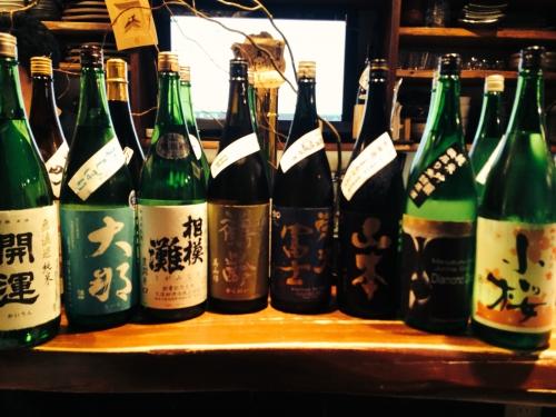 今週入荷の日本酒!(まんさくの花・鶴齢・相模灘・開運)