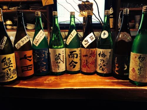 続・今週入荷の日本酒!(小左衛門・播州一献・富久長・而今)