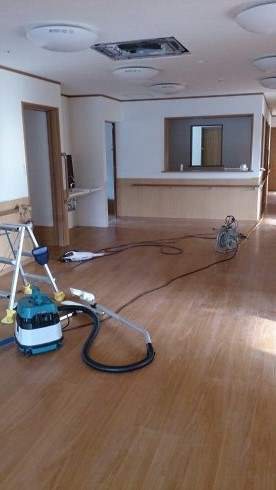 都筑区で新築清掃ハウスクリーニング