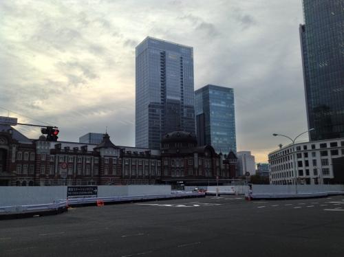 東京駅周辺に早朝デリバリー