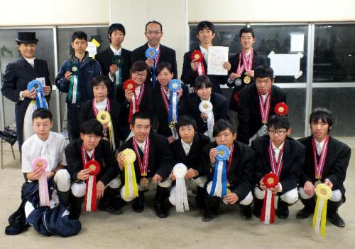 2014ジャパンカップ第7戦   第29回宝馬オープン杯