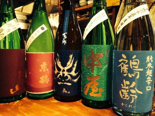 今週入荷の日本酒です!(仙禽・而今・百十郎・月山)