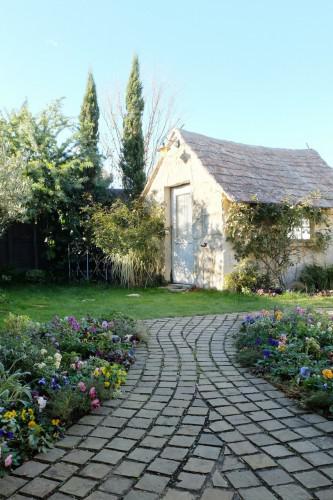 ガーデンスタジオは春ですよ~!