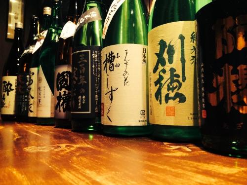 今週入荷の日本酒!(刈穂・まんさくの花・天吹・酔鯨)