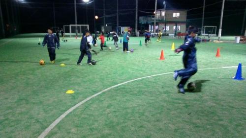 水戸フットサル場サッカースクール