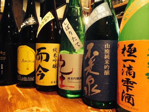 続・今週入荷の日本酒です!(不老泉・紀土・而今・天吹)