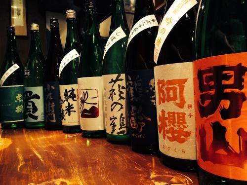 今週入荷の日本酒!(鶴齢・萩の鶴・開運・小左衛門・貴)