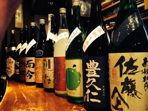 今週入荷の日本酒!(佐藤企・鶴齢・風の森・七田・美丈夫)