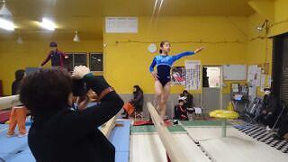 あすなろ体操くらぶの櫻井選手、リベルタに記事掲載!