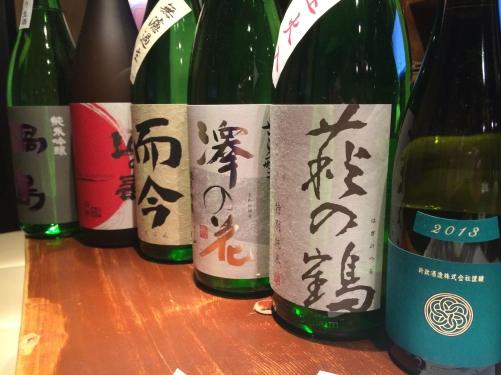 今週さらに入荷!日本酒!