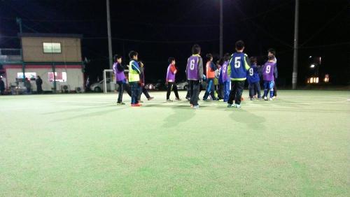 スクール水戸サッカークラブ育成・強化コース活動