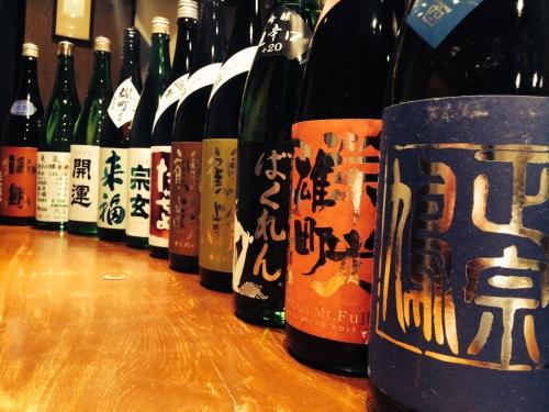 今週入荷の日本酒!(鶴齢・たかちよ・来福・開運・鍋島)