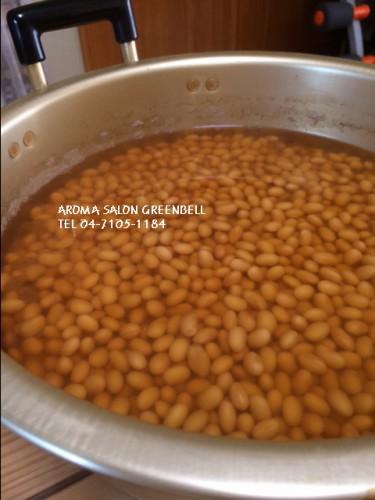 有機大豆のお味噌でほっこり♪【ナチュラルセラピー柏市】