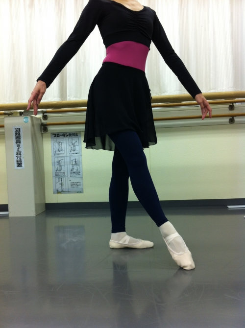 【わたしのバレリーナファッション*1】