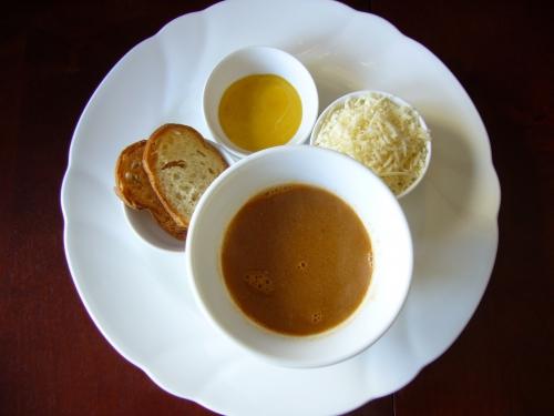 魚の旨味が詰まったマルセイユ風スープ・ド・ポワソン