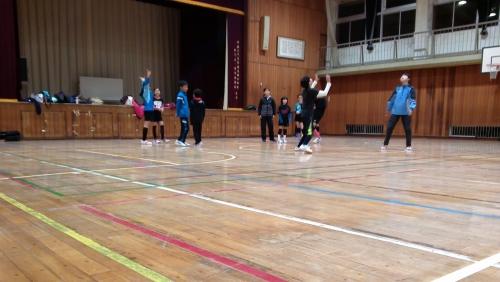 水戸バレーボールスクール活動