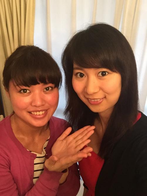 ミス日本、長谷川舞衣さんとMr.Children