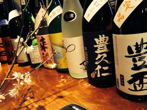 今週入荷の日本酒!(豊盃・新政・屋守・鍋島・七田)