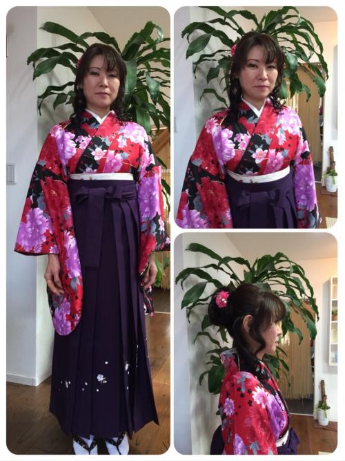 卒業式  袴 Part1