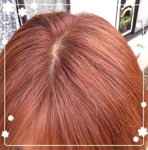 ひな祭り髪色ピンクに♡