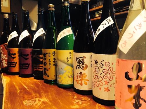 今週入荷の日本酒!(山本・春霞・七田・賀儀屋・雁木・而今)