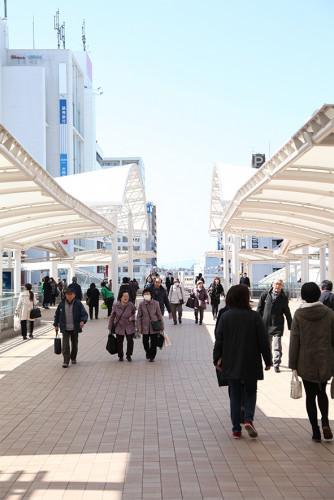 川越市の新しい成人式会場 ~ウエスタ川越~