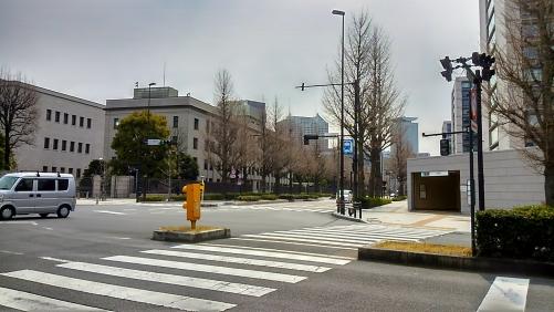 千代田区国立国会図書周辺に宅配