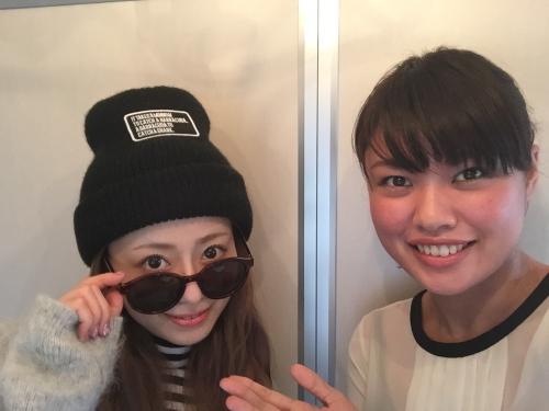 Silent Silen 黒坂優香子ちゃんご来店!