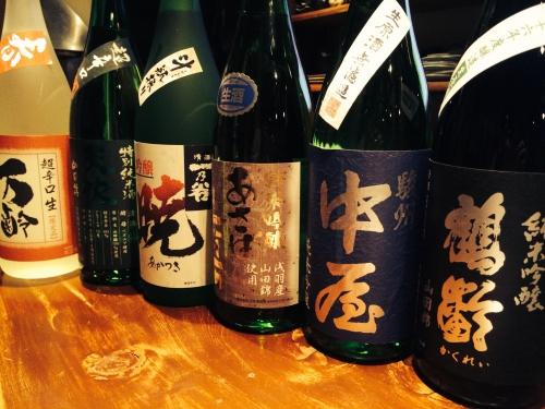 今週入荷の日本酒!(鶴齢・天吹・万齢)