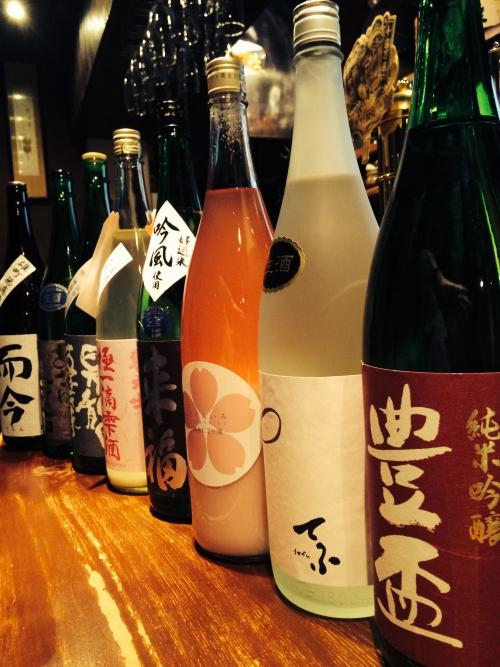 今週入荷の日本酒!(豊盃・国権・来福・昇龍蓬莱・而今)