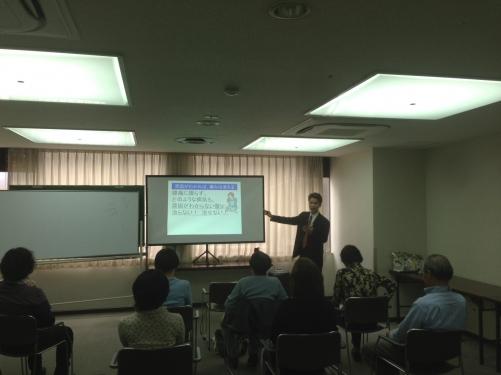 第653回 腰痛くらぶ学習会 in 大阪会場
