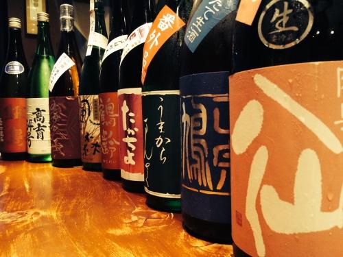 今週入荷の日本酒!(陸奥八仙・鶴齢・風の森・酔鯨・鍋島)